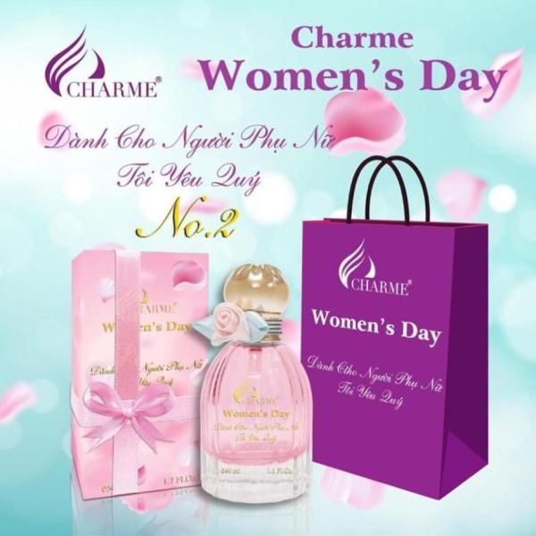 Nước hoa CHARME WOMENS DAY NO.2 GOOD GIRL 30ML