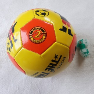 quả bóng đá số 2 trẻ em (dành cho lứa tuổi từ 3-8 tuổi)tặng kèm kim túi thumbnail