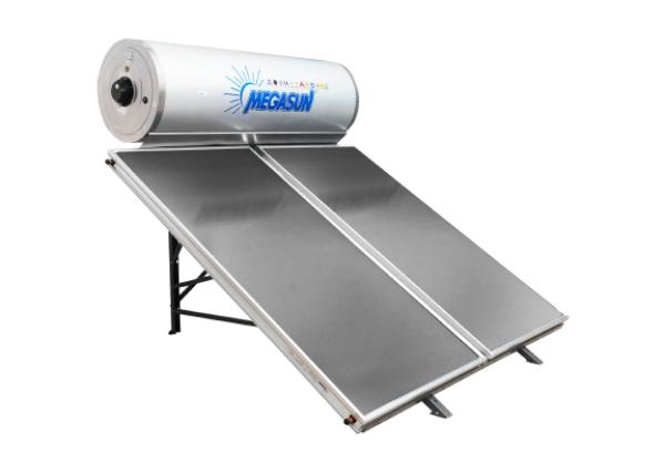 Bảng giá Megasun - máy nước nóng năng lượng mặt trời tấm phẳng không chịu áp 300 Lít
