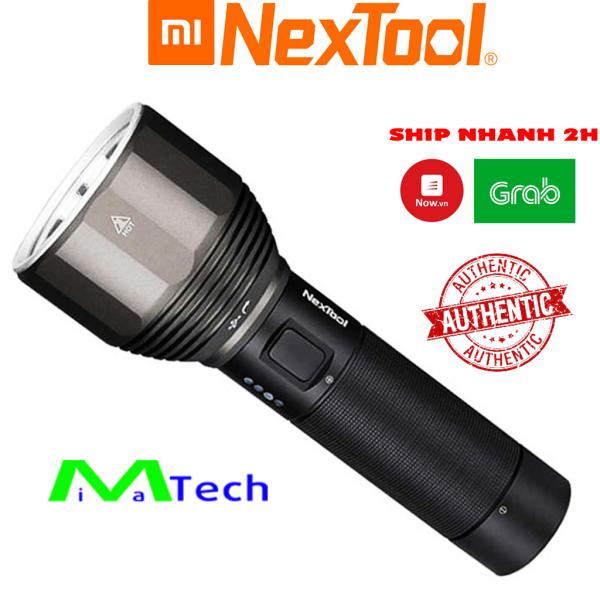 Đèn Pin Xiaomi Nextool Flashlight Cầm Tay Model ZES0417 Siêu Sáng Chống Nước Hợp Kim Nhôm Hàng Không Bền Bỉ [CHÍNH HÃNG]