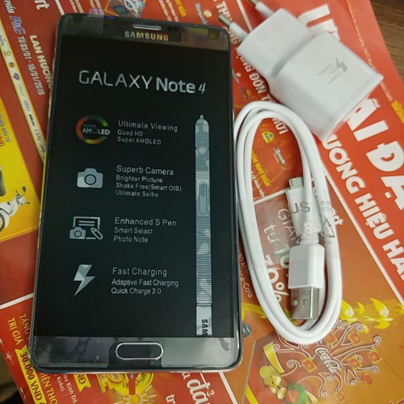 samsung galaxy note 4 ram 3gb nguyên zin fulll