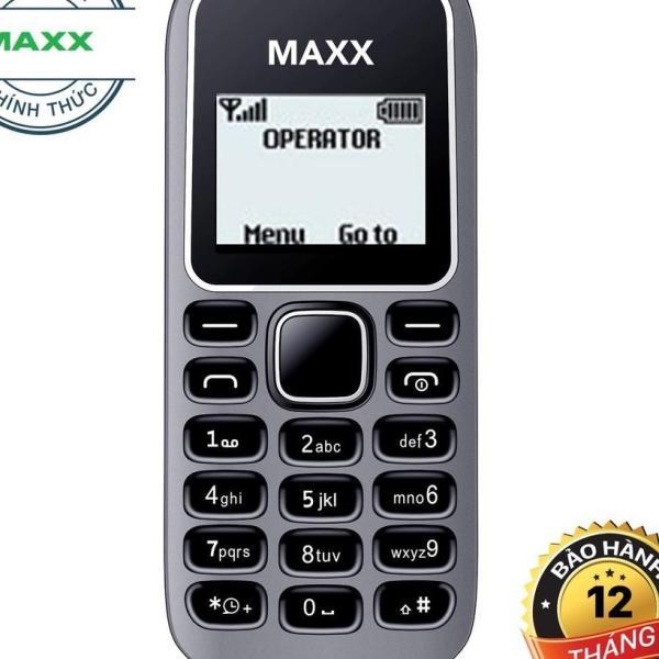Điện thoại di động MAXX N1280 - Bảo hành 12 tháng
