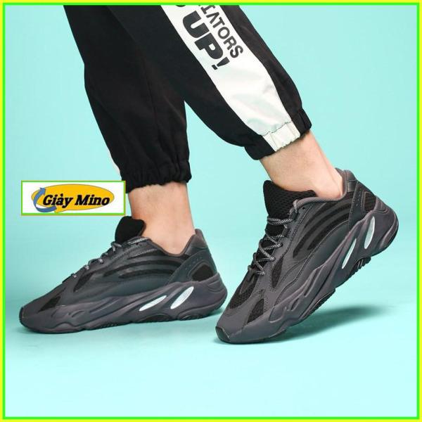 Giày Yeezy 700 màu đen giaymino