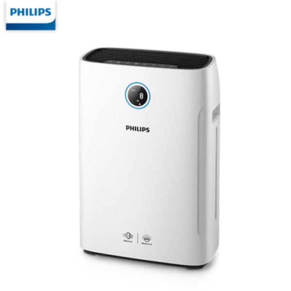 Máy lọc không khí 2 trong 1 Philips Series 3000 AC2726/00 kèm chức năng tạo độ ẩm cao cấp