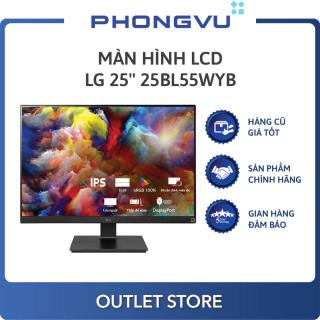 Màn hình LCD LG 25 25BL55WYB (Đen) - Màn hình cũ thumbnail