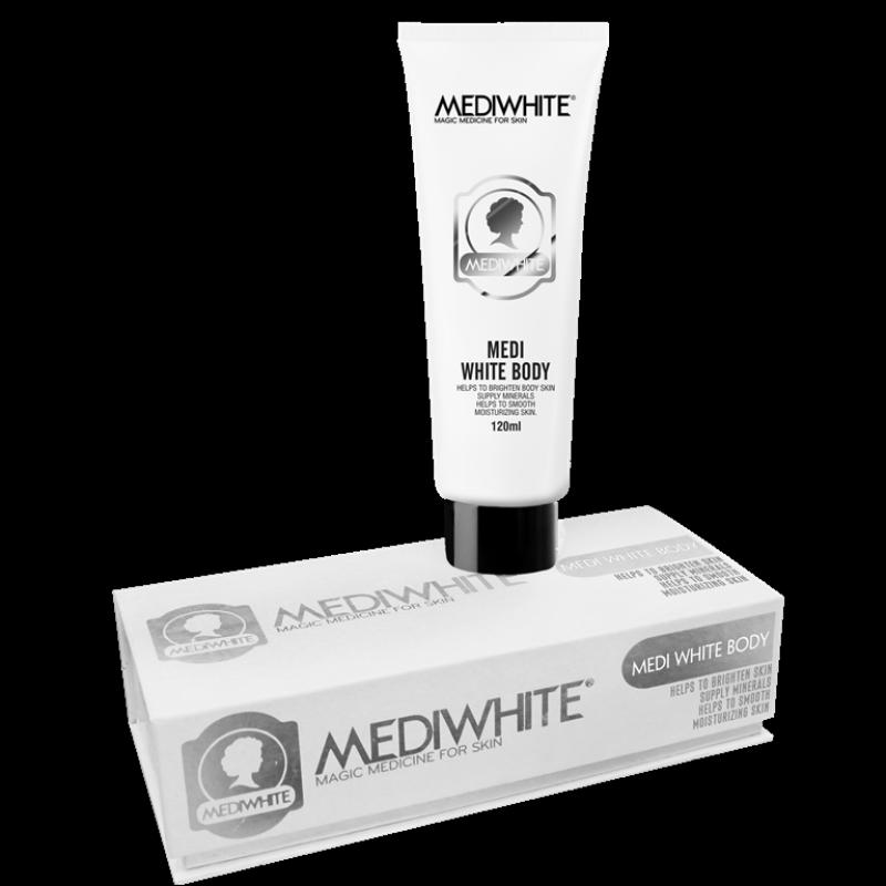 Kem trắng toàn thân Medi White Body giá rẻ