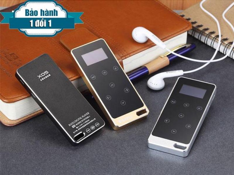 Máy nghe nhạc MP3 Lossless RUIZU X05 - Máy nghe nhạc pin trâu - chất lượng cao