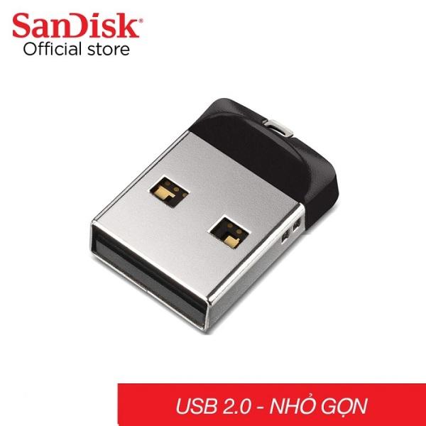 Bảng giá Usb Sandisk 4G 8G 16G 32G  SDCZ33 mini 2.0 Phong Vũ
