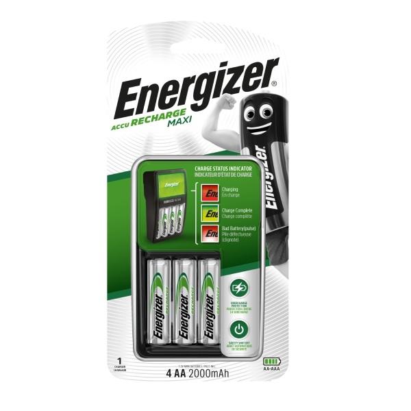 Giá Máy sạc Maxi Energizer CHVC M4