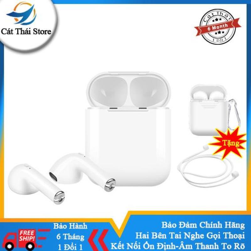 Tai Nghe Bluetooth không dây 5.0 i9S  tai nghe thể thao nhét tai ,mini siêu nhỏ nhét tai 2 bên nhận điện thoại âm bass âm trầm cực đã Android và IOS đều kết nối được