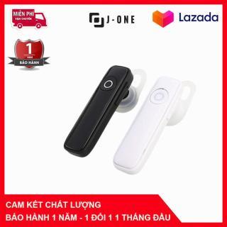 (Lazmall)Tai Nghe Bluetooth 4.1, Tai Nghe Bluetooth Không Dây 4.1 J.One, Tai Nghe Bluetooth Music Bảo hành 12 Tháng, Lỗi 1 đổi 1 trong 30 ngày đầu Tai Nghe Bluetooth Không Dây Tặng Dây Sạc Trị Giá 30K J.One thumbnail