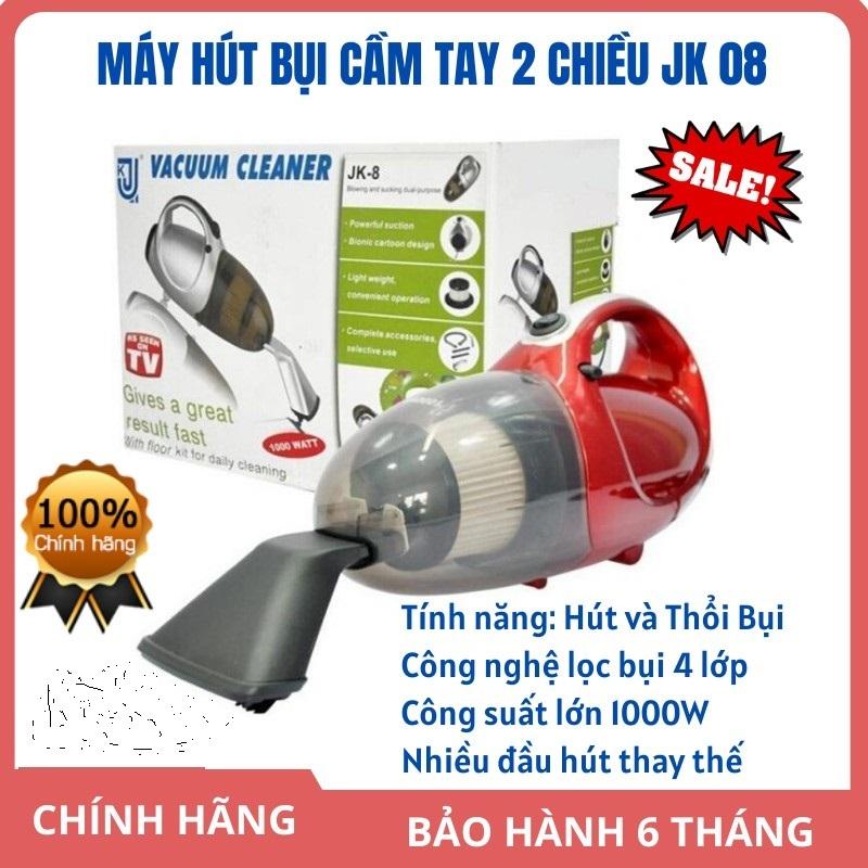 Máy Hút Bụi Nội Địa Nhật tphcm Công Suất Lớn Vacuum Cleaner JK8 2 Chiều Hút Sạch Mọi Loại Bụi Bẩn