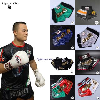 Quần Muay Thái Another Boxer - Chất Liệu Satin Cao Cấp Sang Trọng 2021 thumbnail