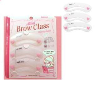 Bộ 3 khung kẻ chân mày Brow Class thumbnail