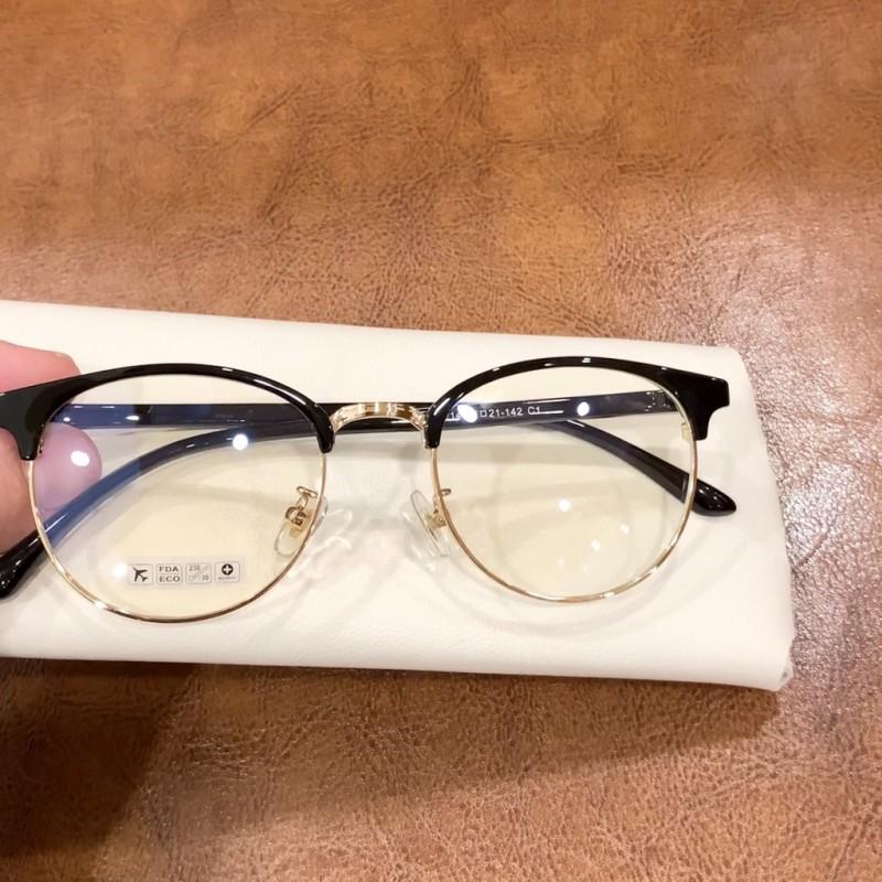 Giá bán Gọng kính Cắt Vành Dáng Bầu Nhỏ 6214