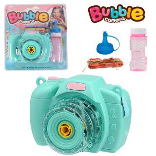 Máy ảnh thổi bong bóng có nhạc và đèn siêu dễ thương cho bé 4