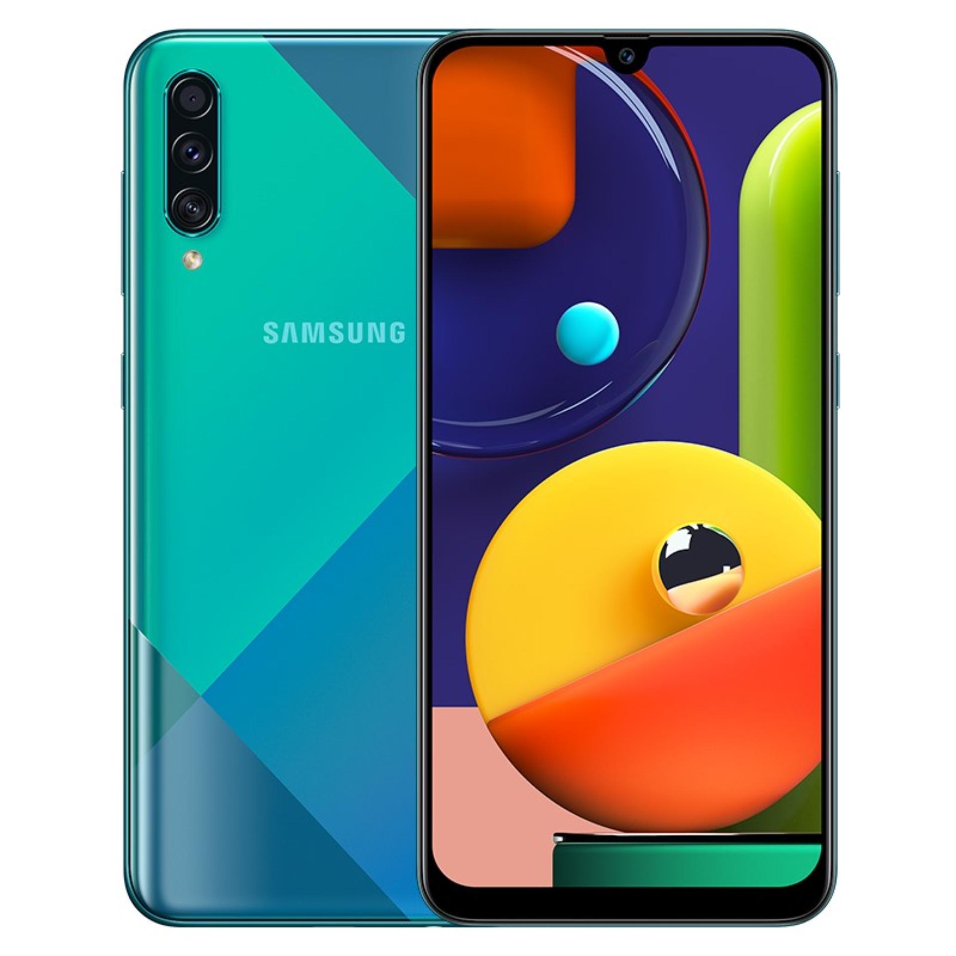 Samsung Galaxy A50 64GB (Xanh) - Hãng phân phối chính thức