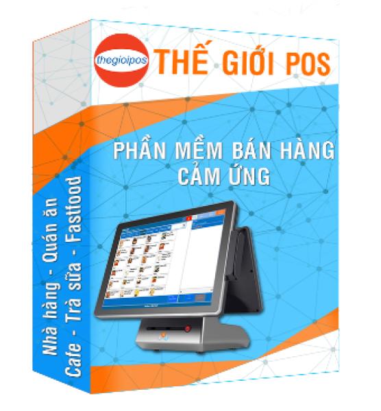 Bảng giá Phần mềm quản lý Nhà hàng Thegioipos - Bộ bản quyền 12 tháng - Hàng chính hãng Phong Vũ