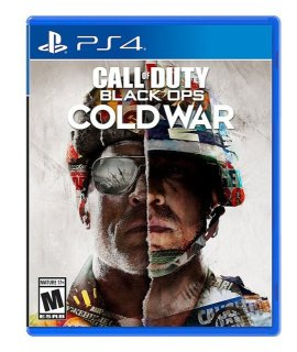 Game Call of Duty Black Ops Cold War PS4 thumbnail