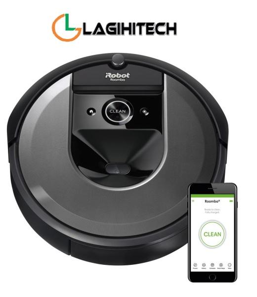 Robot Hút Bụi iRobot Roomba i7 Plus - Chính Hãng Irobot (Bảo Hành 1 năm,1 đổi 1)