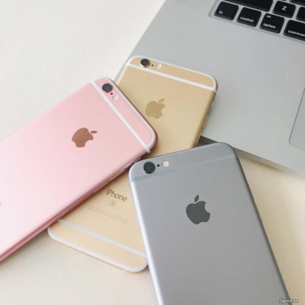 Điện thoại Apple iphone 6s 32/16gb chính hãng - cam kết zin , tặng kèm phụ kiện , chơi mượt game và ứng dụng học tập zoom