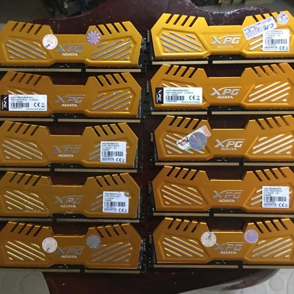 Bảng giá [HCM]DDR3 RAM 8G - BUS 1600 - ADATA CHÍNH HÃNG TẢN NHIỆT  VÀNG - VI TÍNH BẮC HẢI Phong Vũ