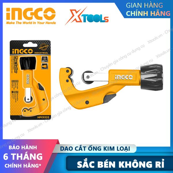 [HCM]Dao cắt ống kim loại chuyên dụng INGCO HPC0232 lưỡi dao siêu bén chống rỉ cắt ống đồng nhôm sửa chữa máy lạnh tủ lạnh [XSAFE] [XTOOLs]