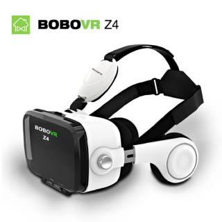 Kính thực tế ảo BOBO VR Z4 kèm tai nghe (Đen Trắng) thumbnail