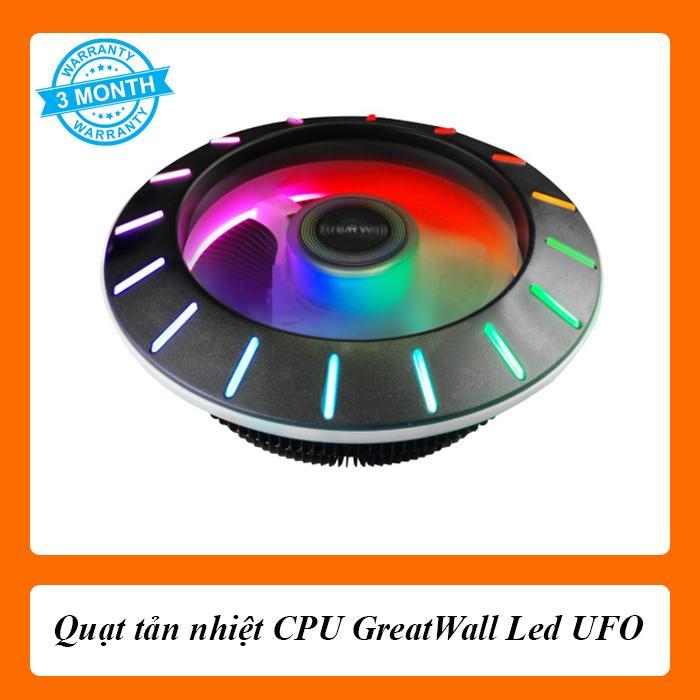 Quạt Tản Nhiệt CPU GreatWall UFO
