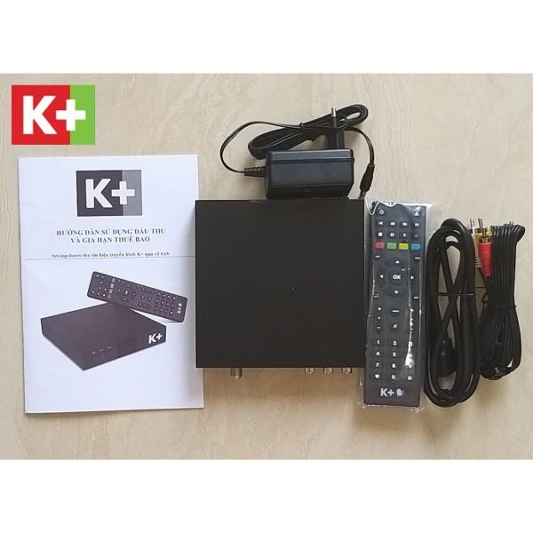 Đầu thu K+ HD mới model 2020 (Tặng thẻ giãi mã K+) Chính Hãng