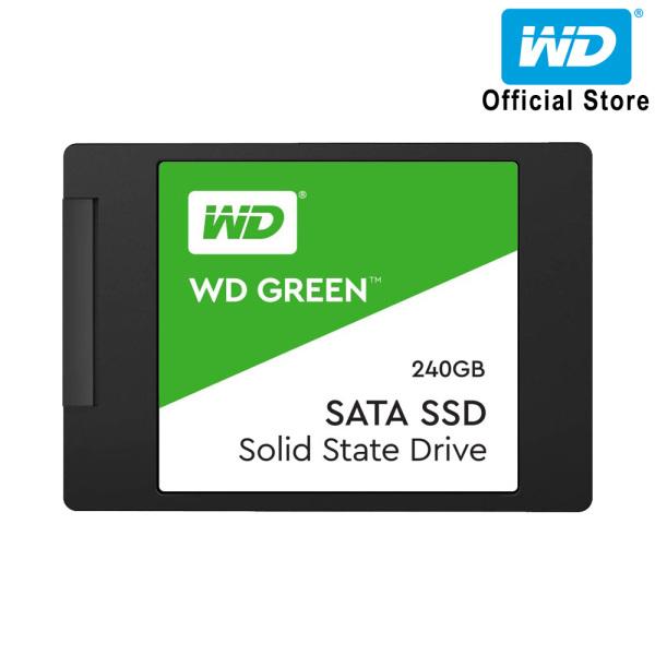 Bảng giá Ổ cứng SSD WD Green SATA III 240GB WDS240G2G0A Phong Vũ