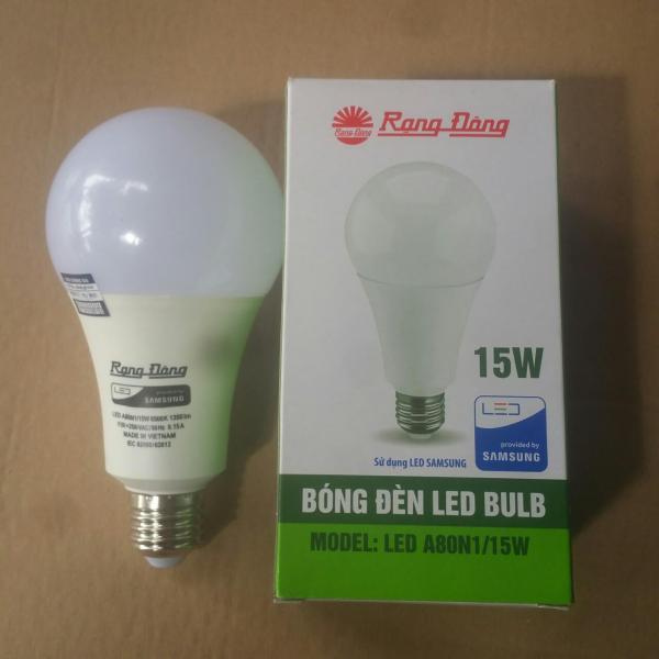 Bóng đèn LED TRÒN 15W RẠNG ĐÔNG