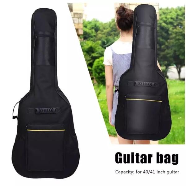 Bao đựng đàn guitar 3 lớp vải dù B3L01