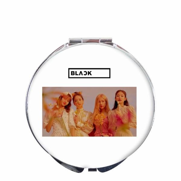 Gương IN HÌNH Blackpink ver Welcoming Collection 2020 bỏ túi cầm tay 2 mặt tiện lợi giá rẻ