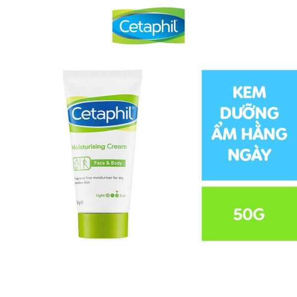 Kem dưỡng ẩm CETAPHIL MOISTURIZING CREAM 50g giá rẻ