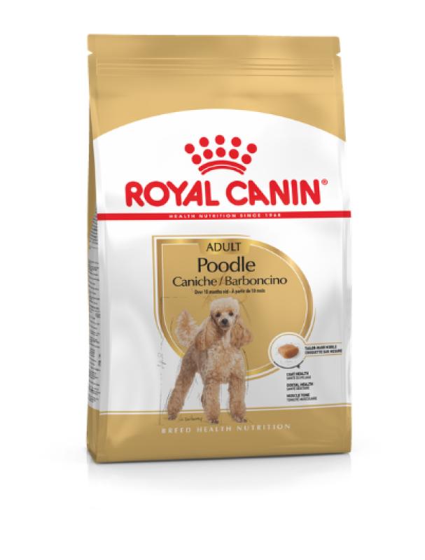 [THỨC ĂN HẠT KHÔ] Royal Canin Poodle Adult dành riêng cho chó Poodle trưởng thành