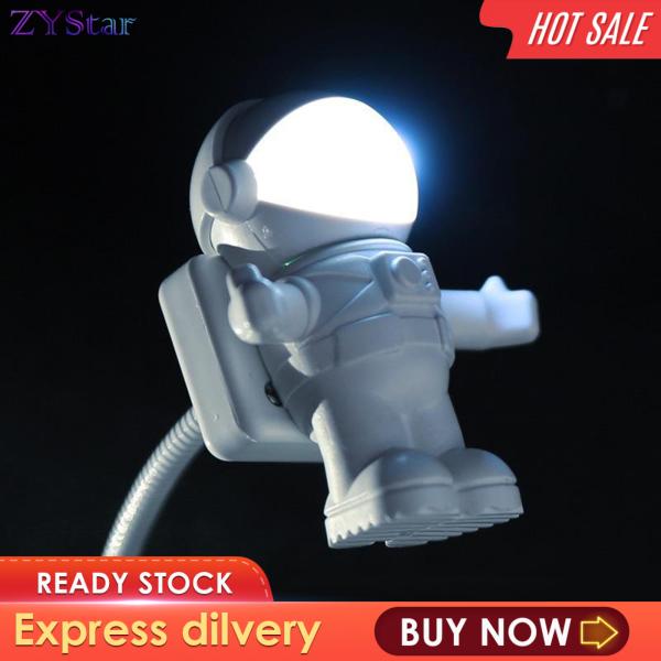 Bảng giá ZYStar Đèn Ngủ Hình Phi Hành Gia 0.5W Dễ Thương, Đèn Để Bàn USB, Đèn Đọc Sách Đèn Phong Vũ