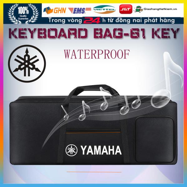 【Trong 24h Gửi Hàng】Yamaha Casio Bao Đựng Đàn Organ 61 Phím Chống Thấm Nước