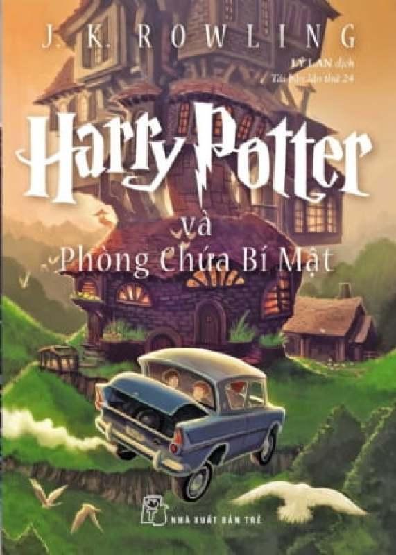 Fahasa - Harry Potter Và Phòng Chứa Bí Mật - Tập 2 (Tái Bản 2017)