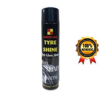 Xịt bóng lốp TiniFlag Tyre Shine - chăm sóc dưỡng bóng lốp - CARPRO thumbnail
