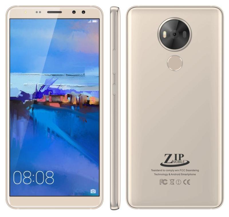 Điện Thoại ZIP Mobile ZIP17 Nguyên Khối RAM 1GB Smartphone Siêu Rẻ - BH 12 Tháng
