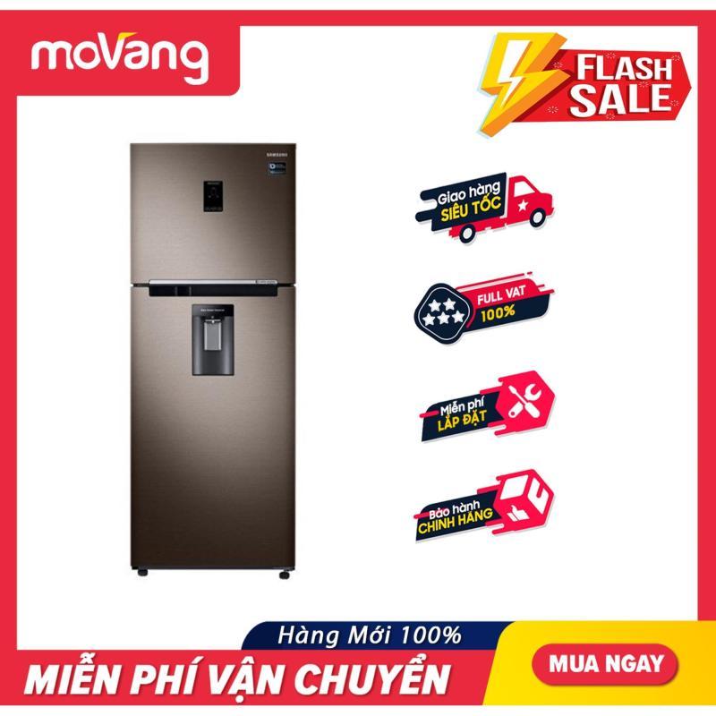 Tủ lạnh Samsung RT35K5982DX/SV - Công nghệ Inverter, dung tích 360 lít, làm lạnh nhanh, ngăn đá trên, không đóng tuyết - Bảo hành 12 tháng