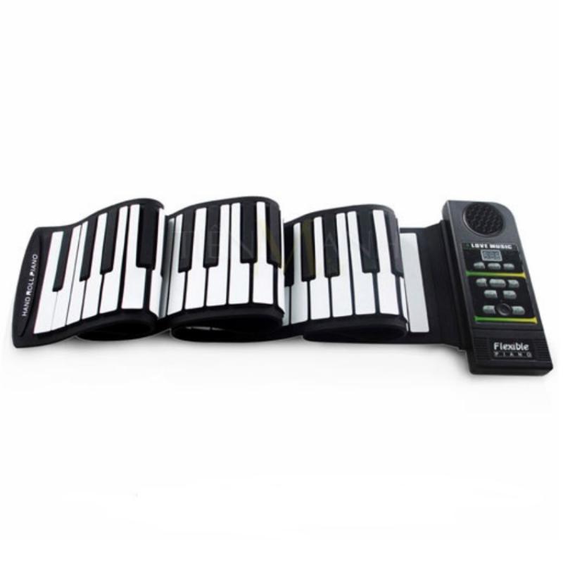 Đàn Piano 88 phím cuộn mềm dẻo Konix Flexible PA8  206456 C -HQ Plaza