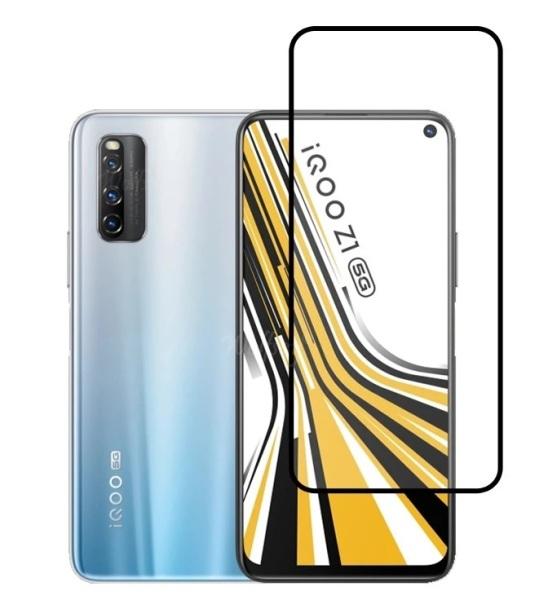 Kính cường lực Full Màn Vivo iQoo Z1 5G / iQoo Z1x 5G