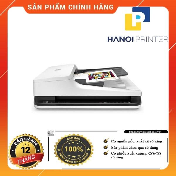 Bảng giá Máy Scan HP Scanjet Pro 2500 F1 scan hai mặt khay nạp tài liệu tự động ADF Phong Vũ