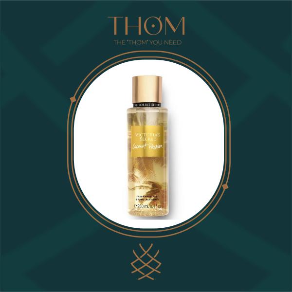 COCONUT PASSION | XỊT THƠM TOÀN THÂN VICTORIA'S SECRET MIST 250ML