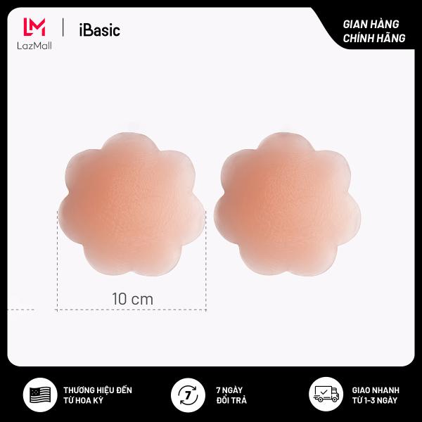 Nơi bán Miếng dán ngực silicon 10cm iBasic PK091