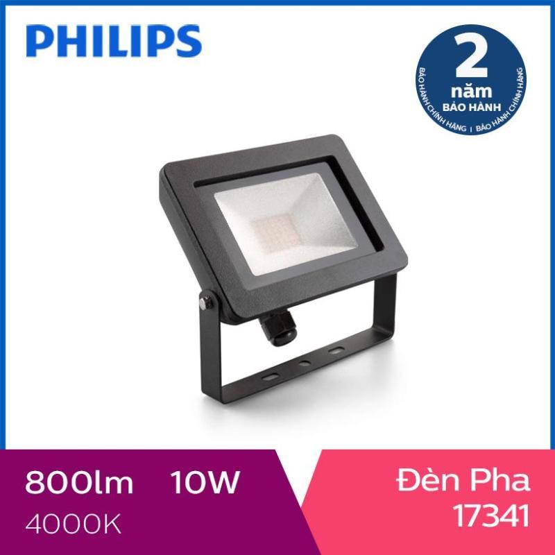 Đèn pha Philips LED My Garden 17341 10W 4000K - Ánh sáng trung tính