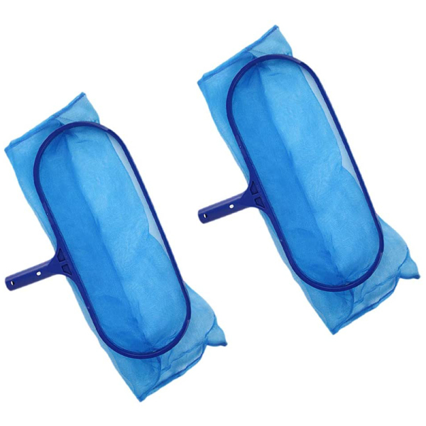 Swimming Pool Cleaning Supplies Deep Water Leaf Net Swimming Pool Cleaning Net Swimming Pool Net Rake 2 Pcs