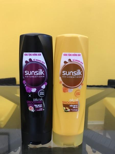 combo dầu xả sunsilk cho mái tóc mềm mượt suốt cả ngày giá rẻ